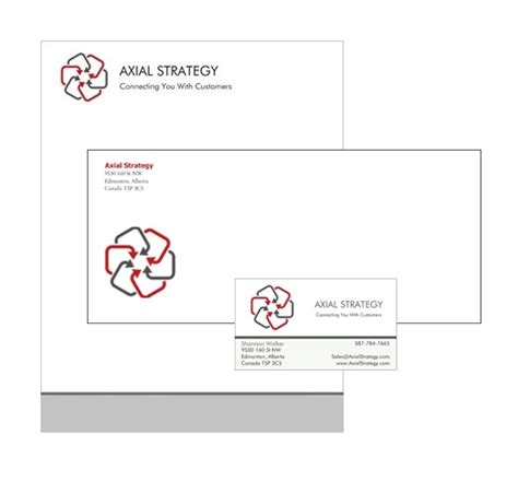 Business Letterhead Envelopes Business Stationery Packages For New Businesses