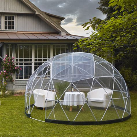 Serre Jardin D Hiver by Garden Igloo Tente Transparente Jardin D Hiver Abri