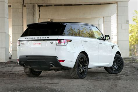 range rover sport 2015 2015 land rover range rover sport autobiography review