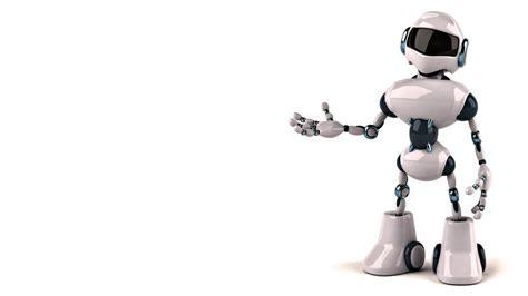 wallpaper 3d robot cute robot wallpapers wallpaper cave
