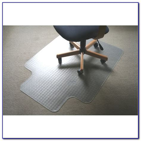 Desk Chair Mats For Carpet by Office Chair Mats For Carpet Costco Floor Matttroy