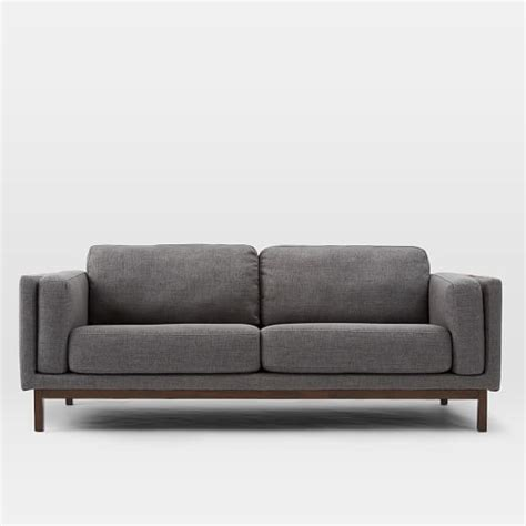 dekalb couch dekalb sofa 85 quot west elm