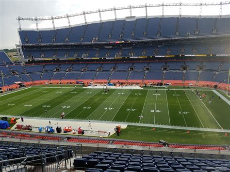 sectional sports sports authority field section 334 rateyourseats com