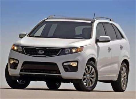 Kia Sorento Rebates And Incentives New Car Rebates And Incentives January 3 2013