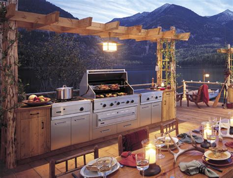 viking outdoor kitchens top 5 outdoor professional gas grills
