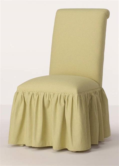 dining room chair skirts rolled back dining room chair with gathered skirt