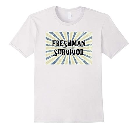 8 Graphic Tees For For Back To School by Back To School Freshman Survivor Graphic T Shirt