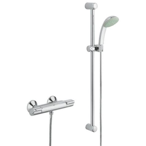 grohe brausestange grohe thermostat brauseset grohtherm 1000 mit brausestange