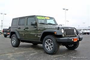 2015 Jeep Rubicon Unlimited 2015 Jeep Wrangler Unlimited Rubicon Stealth Show Car