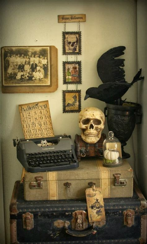 vintage home decor pinterest top pinterest home decor ideas for your halloween party
