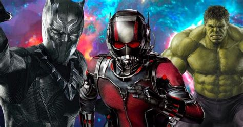ant man movieweb movie news movie trailers movie black panther ant man and hulk invade avengers 4 set