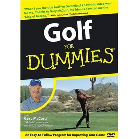 Golf For Dummies 67 Off