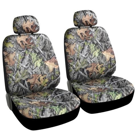camo leather seats camouflage universal fit 9pc seat covers