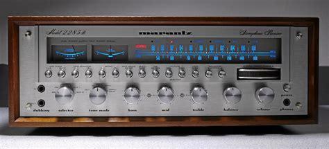 memorable audio receivers     years