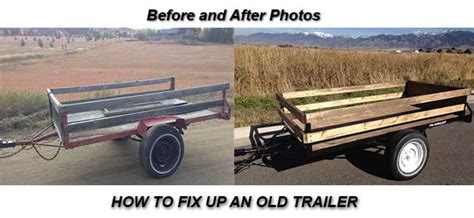 trailer for after how to restore an trailer with diy pete