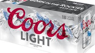 coors light coors light urging drinkers to climb on in new