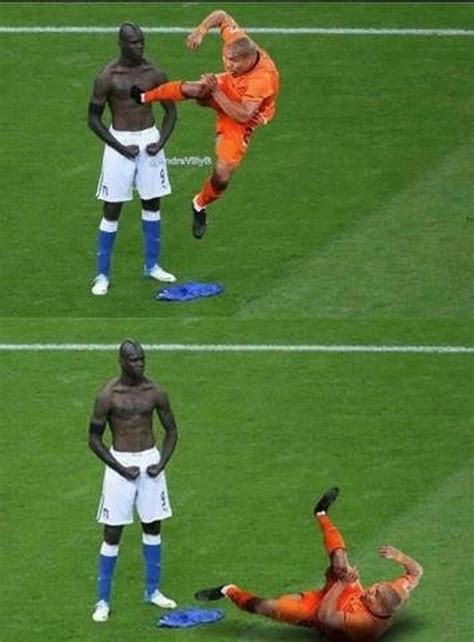 Balotelli Meme - 17 of mario balotelli s best moments give a hint of what