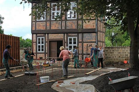 garten quedlinburg quedlinburgs klopstockgarten ein projekt der
