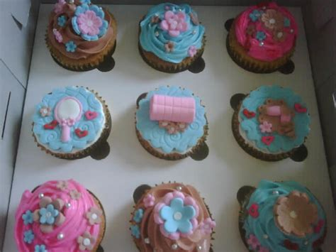 Pita Jelujur Biru Muda Roll cupcake alat salon crazeforcuppies