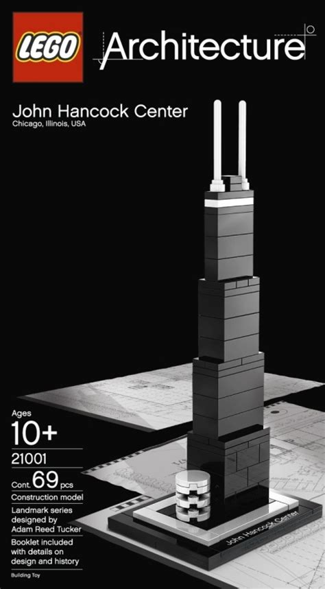 best gadgets for architects lego architecture john hancock center gadgets matrix