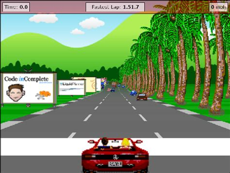 construct 2 racing game tutorial how to build a racing game
