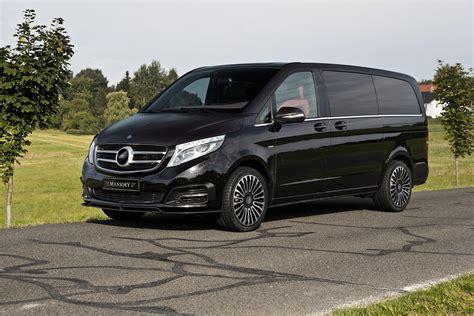 Mercedes V Class by V Class M A N S O R Y