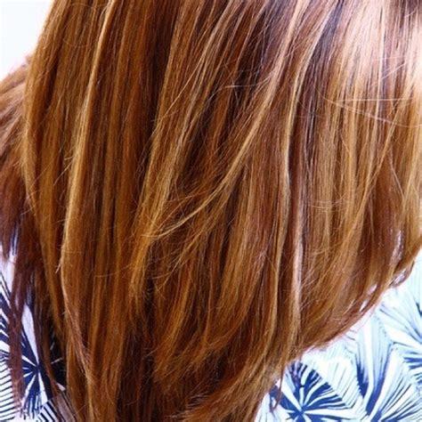 medium brown hair with honey partial honey highlights light honey brown hair color with highlights