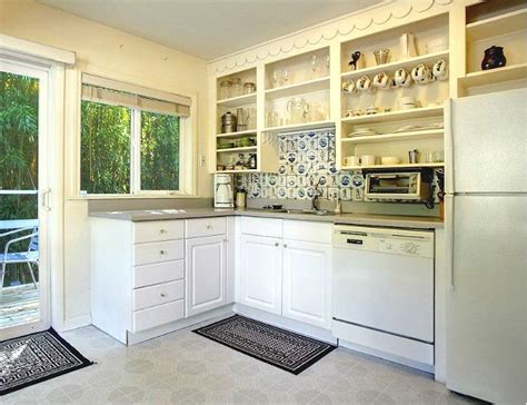 remove kitchen cabinets open shelving 8 dos and don ts bob vila