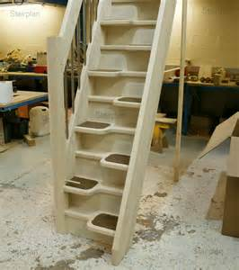 loft treppe space saver staircases stairplan loft spacesaver stairs