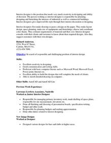interior designer resume sle junior graphic designer resume sales designer lewesmr
