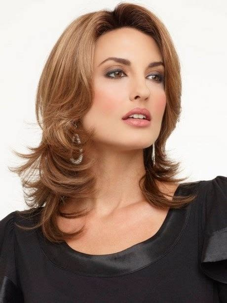 latest hairstyles latest mid length hairstyles