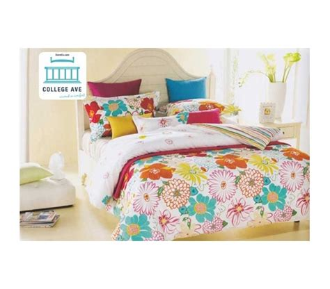 college bedding sets twin xl comforter set college ave dorm bedding