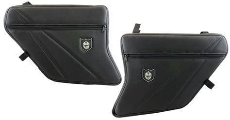 Pro Armor Door Pads pro armor front door bags knee pads w storage