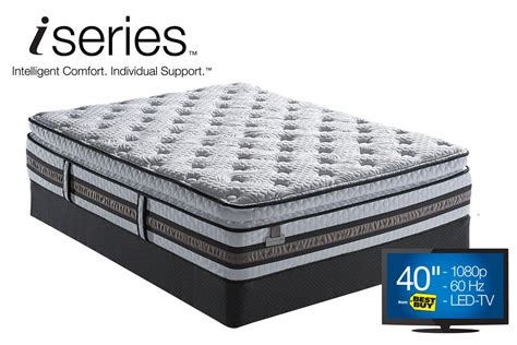iseries 174 by serta approval king pillow top mattress
