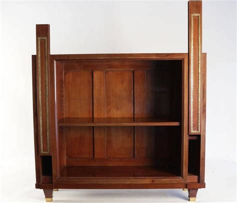 bookcase with secret compartment 19th century for sale at