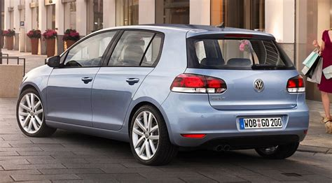 volkswagen golf mk6 new vw golf mk6 2008 leaked pictures by car magazine