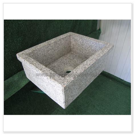 lavabo per giardino lavello da giardino pilozzo in graniglia levigata 254