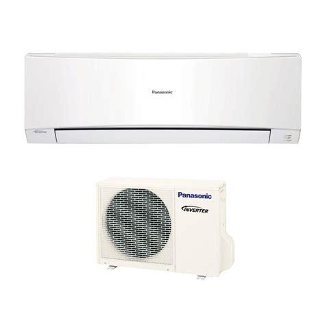 mini split air conditioners ductless mini split heat pumps panasonic 12 000 btu 1 ton ductless mini split air