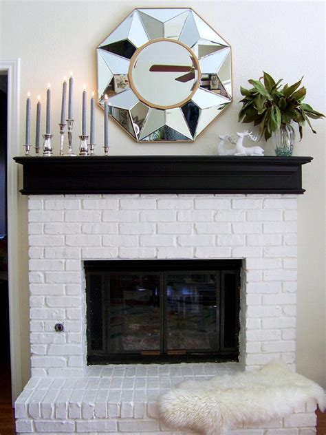 Decorating A Mantle by Decorate Your Mantel For Winter Hgtv