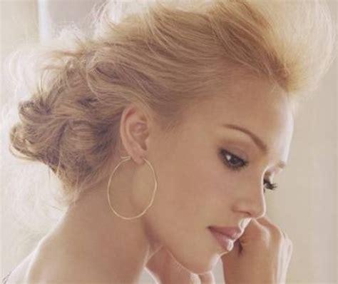 Wedding Hairstyles Alba by Alba Hairstyles Wedding Hairstyle