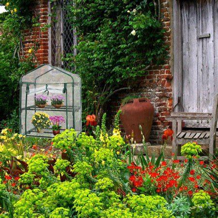 pvc tier home plant greenhouse garden cover mini garden