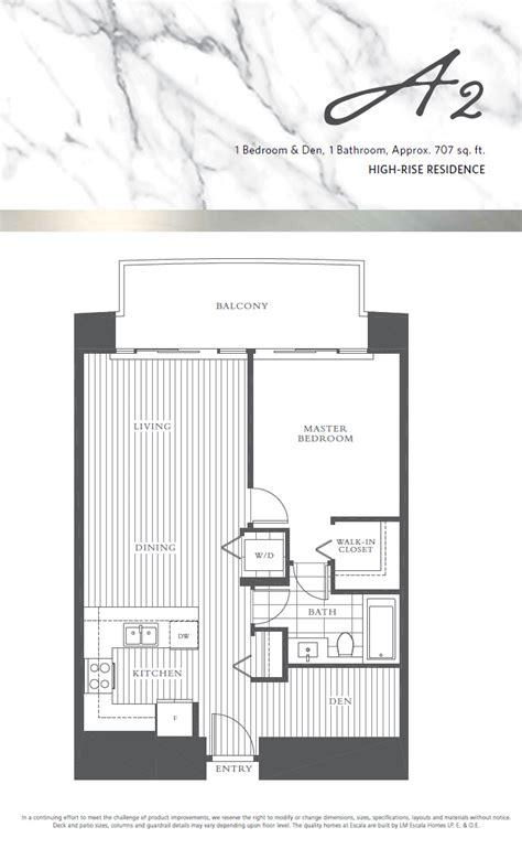 escala seattle floor plans escala floorplans best free home design idea