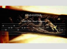 Game of Thrones- Theme Tabs - YouTube Guitar Tabs Ultimate