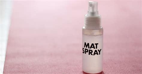 mat spray mat spray recipe popsugar fitness