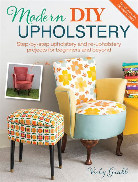 the upholsterers step by step handbook do it yourselfers will l o v e these diy books homejelly