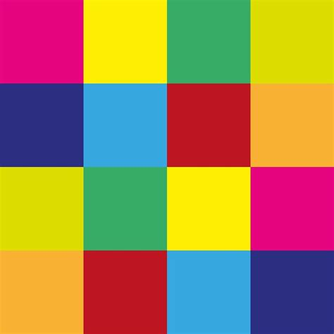 colored squared free illustration color square arrangement tile free