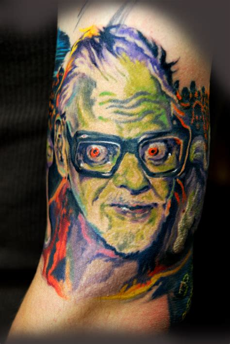 the rose tattoo full movie romero horror by litos tattoonow