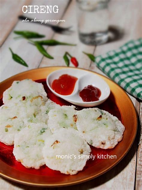 resep cireng ala abang gorengan monics simply kitchen