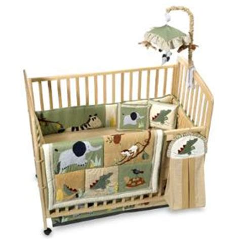 Zanzibar Crib Bedding Childrens Consignment Baby Junior Resale Used Materntiy Toys Furniture