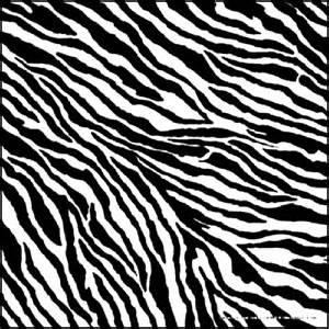 zebra skin color zebra skin bandana